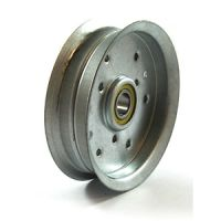 Flat Idler Pulley   21409